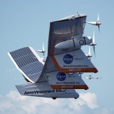 Solar Powered Aeroplane